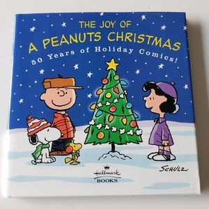 HALLMARK The Joy Of A Peanuts Christmas Hallmark